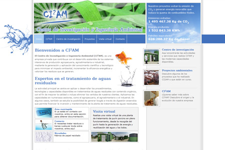 Visita virtual CI2AM