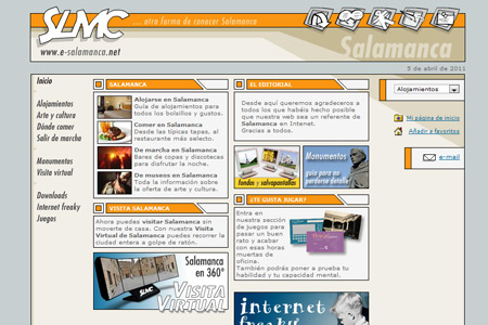 Visita Virtual Salamanca
